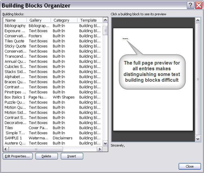 outlook 2007 template shortcut - shortcut keys for ms word