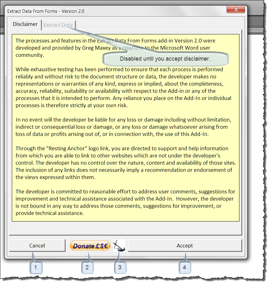 extract pdf data to word