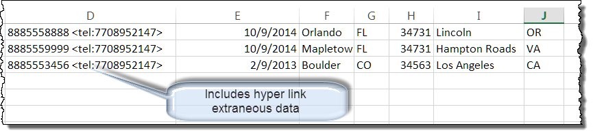 extract outlook data 13