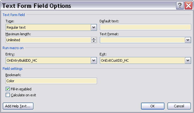 formfield userform listbox 2