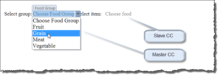 linked cc dropdown 1