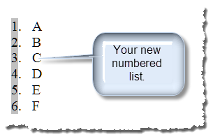 seq field numbering 7