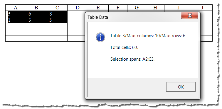 table cell data w2003 3