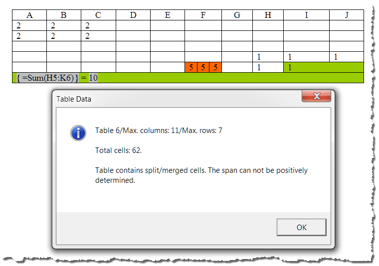 table cell data w2003 7